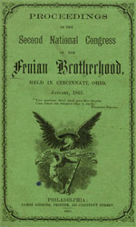 Second Fenian Brotherhood Congress, January 1865